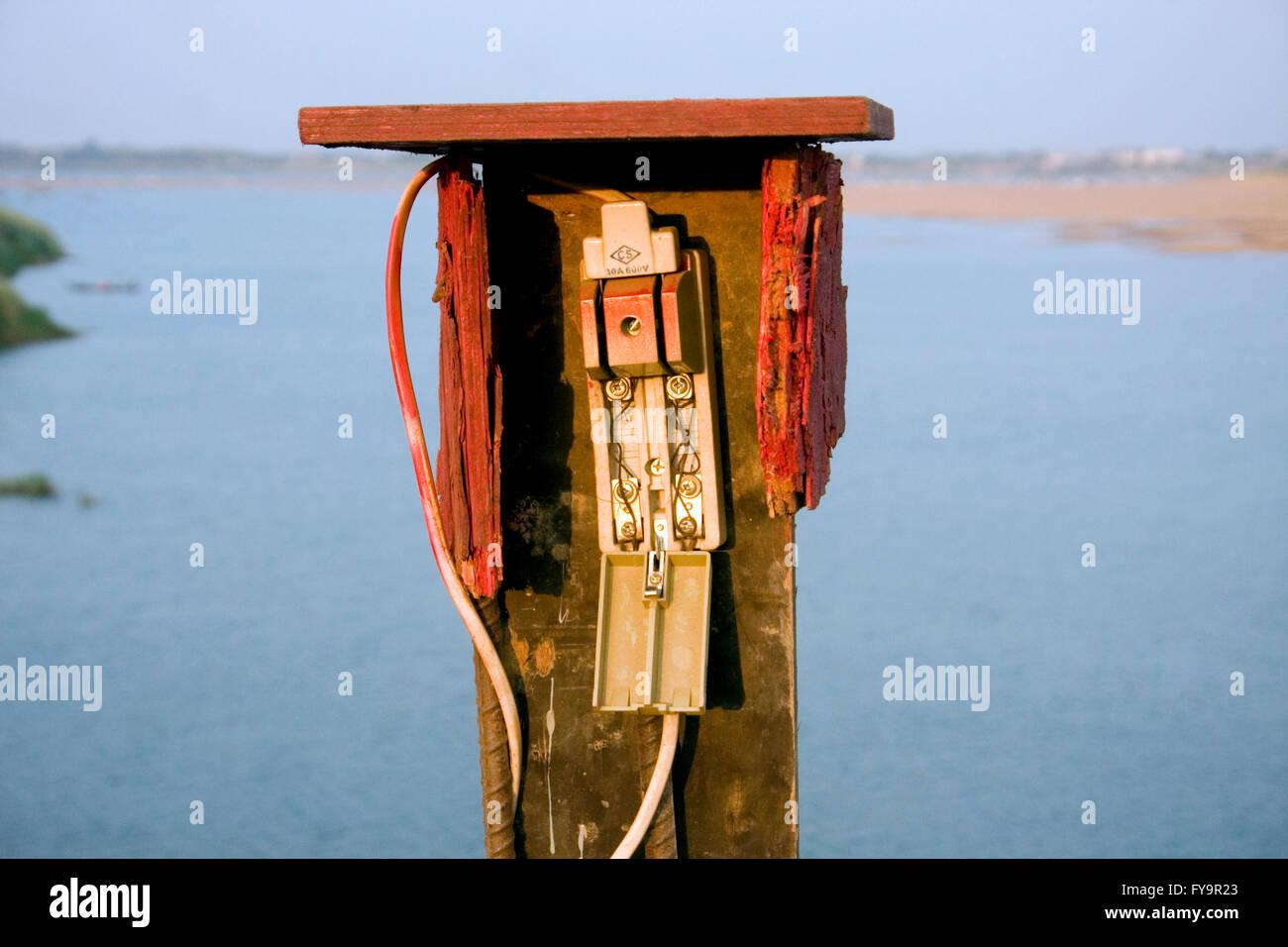 Großartig Ersetzen Eines Leistungsschalters Fotos - Elektrische ...