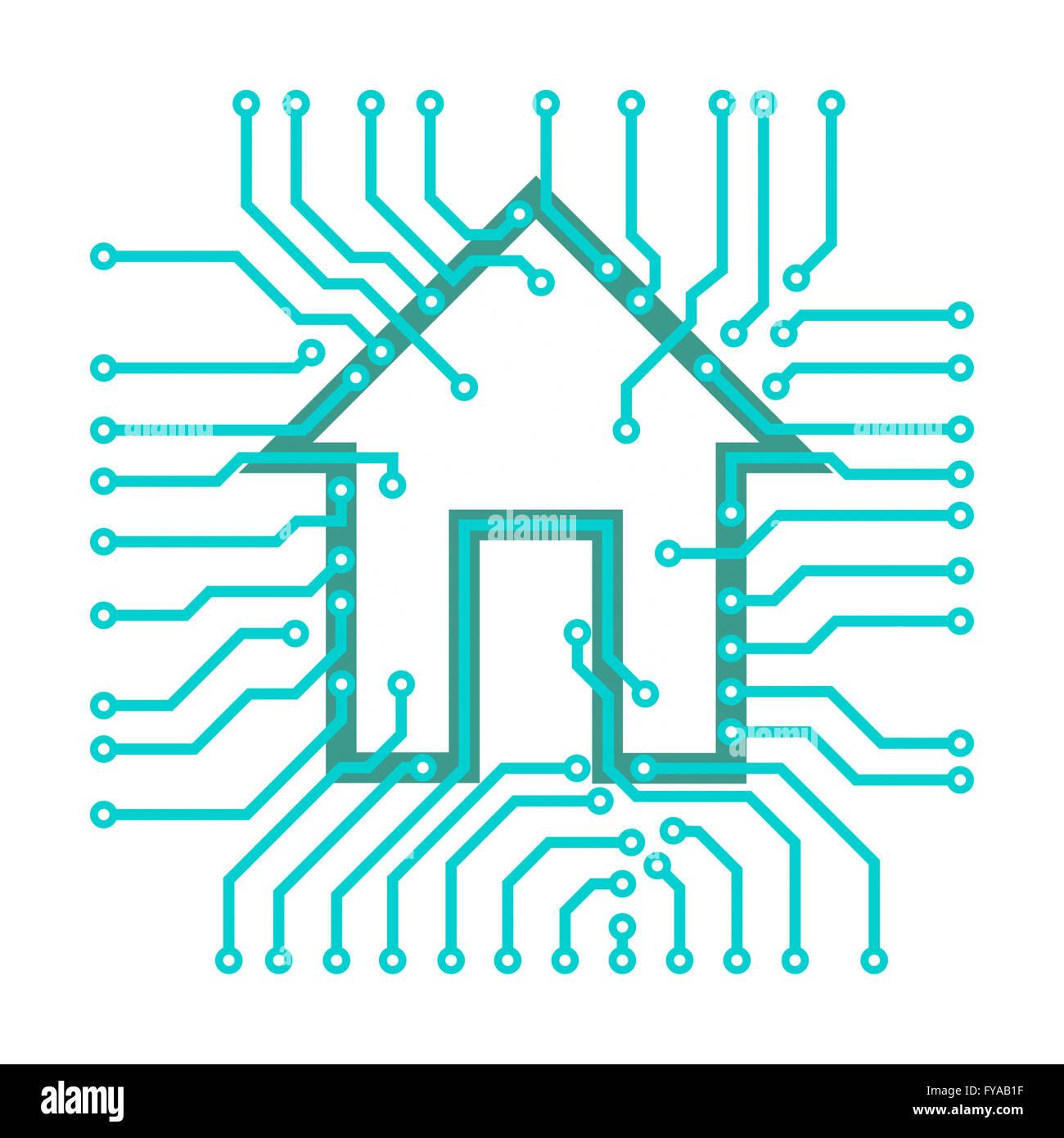Beste Schaltkreise In Einem Haus Ideen - Der Schaltplan - triangre.info