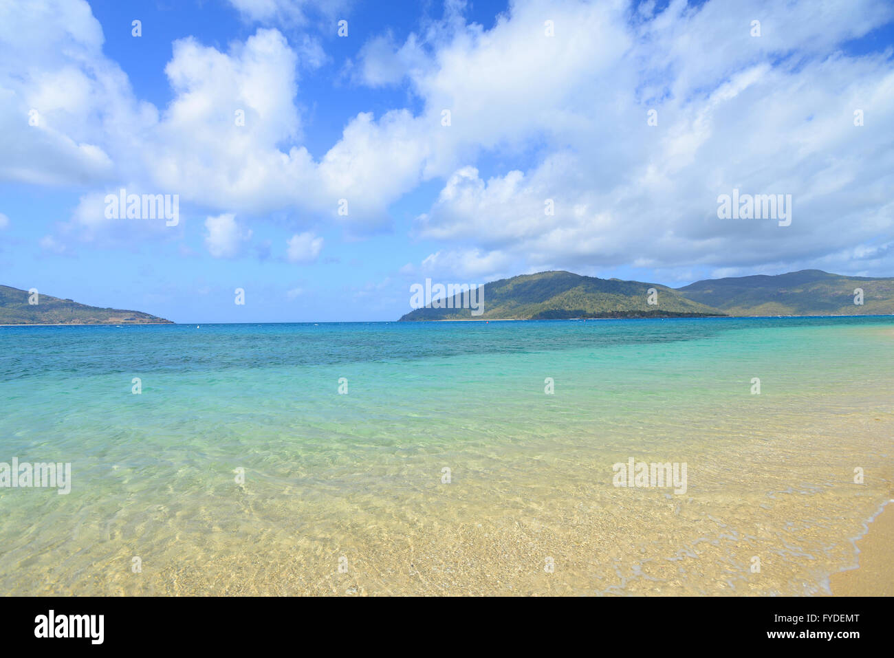 Whitsundays Island, Australien Stockfoto