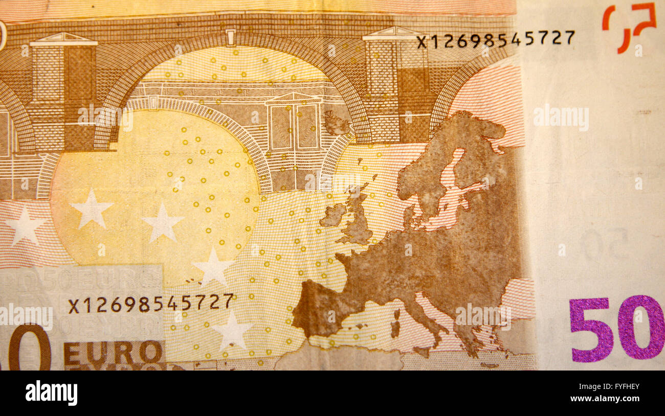 Euro Scheine Stockfotos Euro Scheine Bilder Alamy