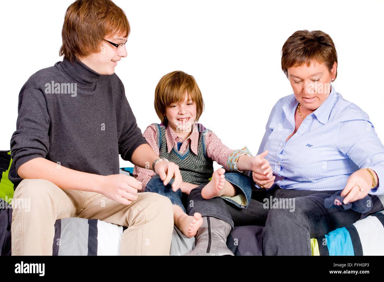 Tickling Stockfotos & Tickling Bilder - Alamy