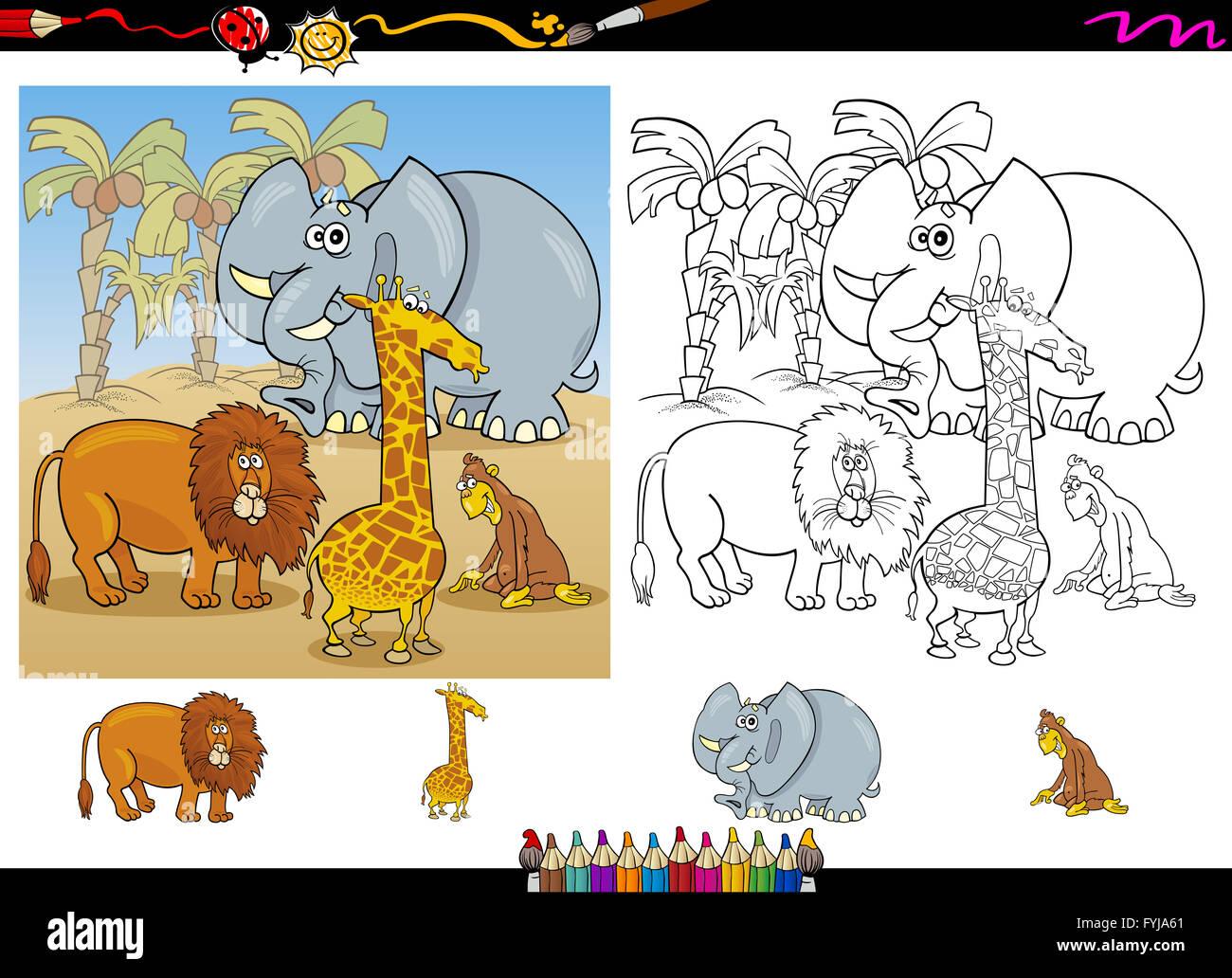 Berühmt Tiere Färbung Seite Galerie - Malvorlagen-Ideen ...