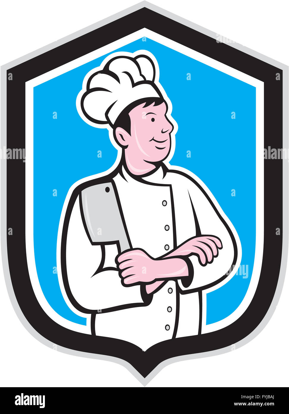 Cartoon Knife Stockfotos & Cartoon Knife Bilder - Seite 2 - Alamy