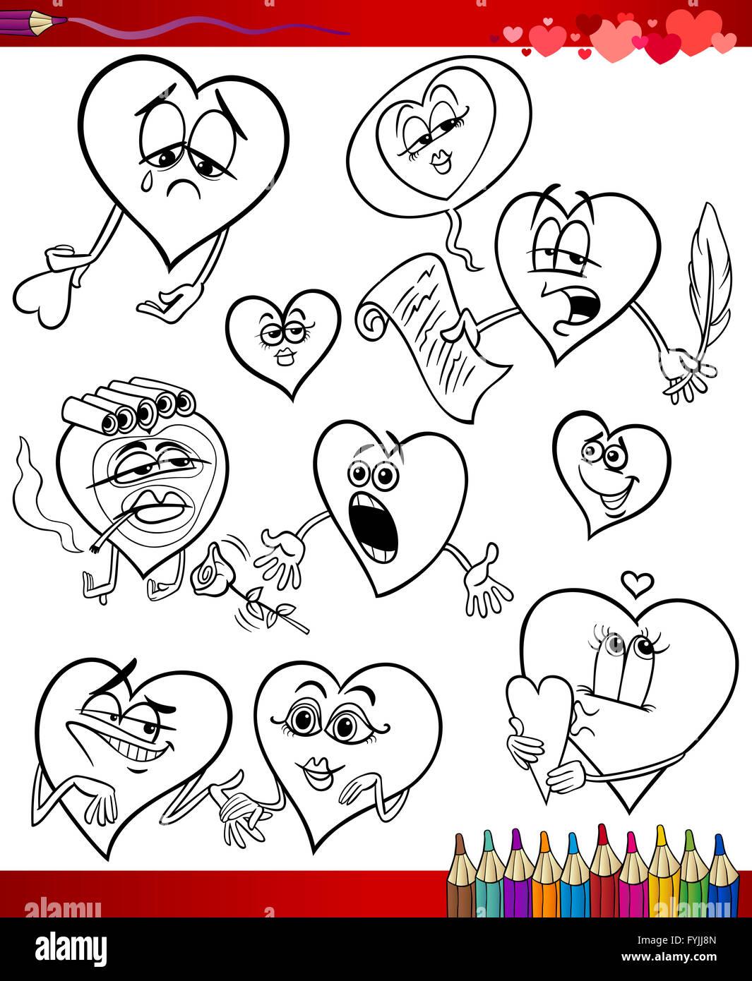 Fein Valentinstag Bilder Zum Ausmalen Zeitgenössisch - Druckbare ...