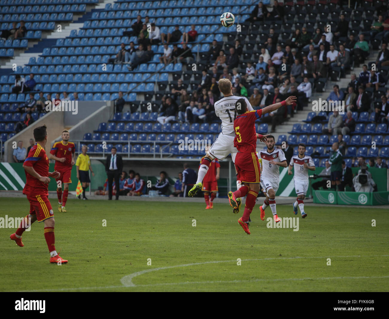 spanien vs italien 2019