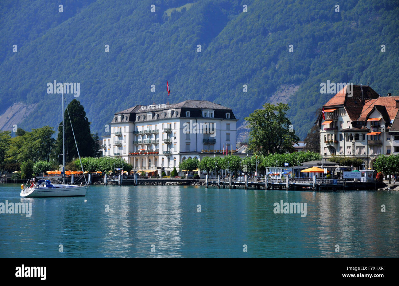 brunnen lake stockfotos brunnen lake bilder alamy. Black Bedroom Furniture Sets. Home Design Ideas