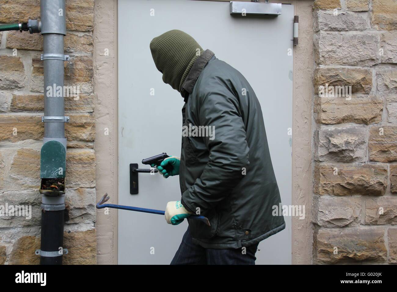Bild Einbrecher