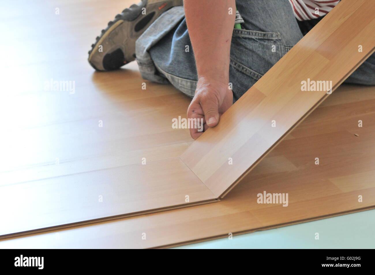 Fußboden Legen ~ Fussboden legen stockfotos fussboden legen bilder alamy