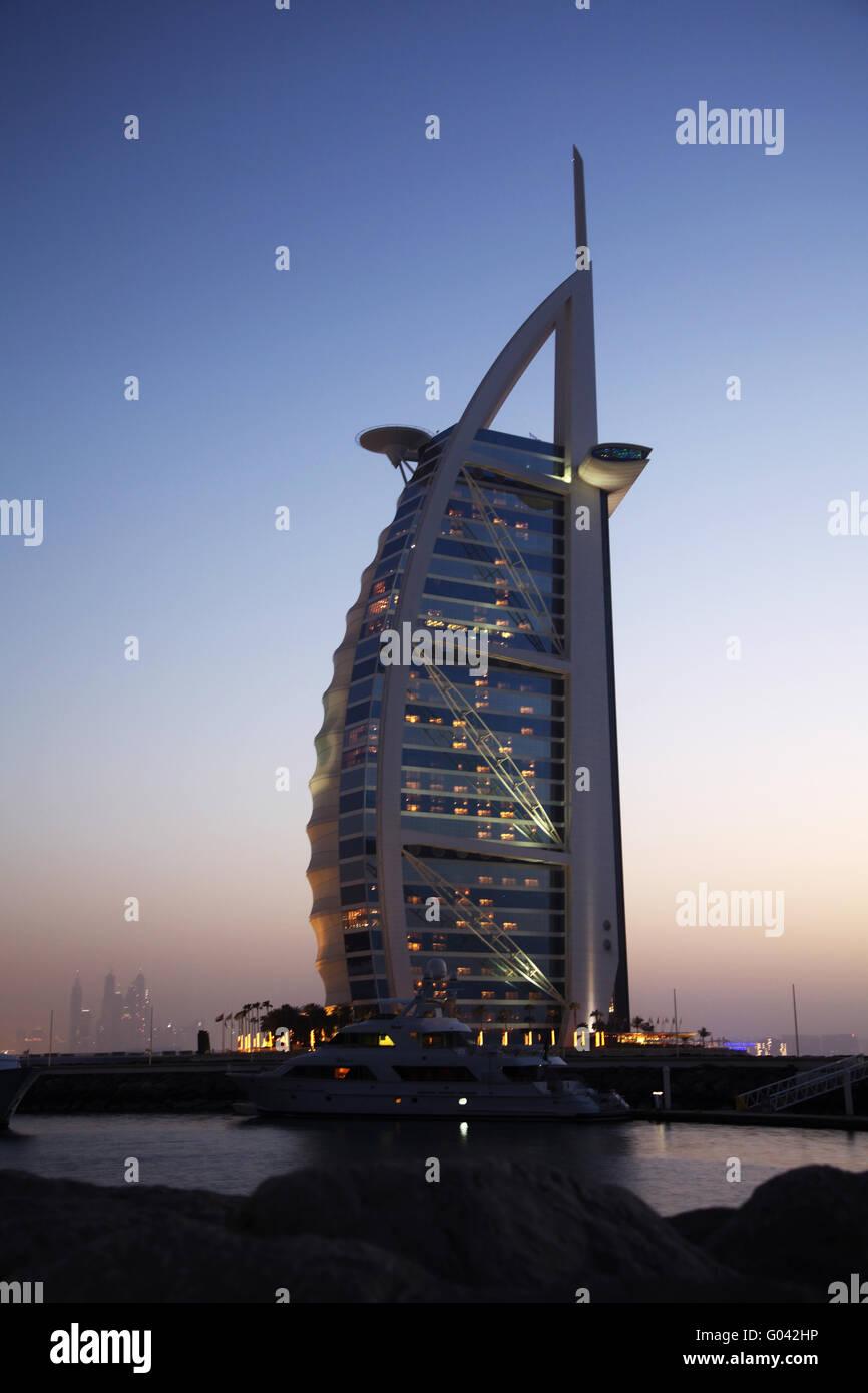 Dubai Stockbild