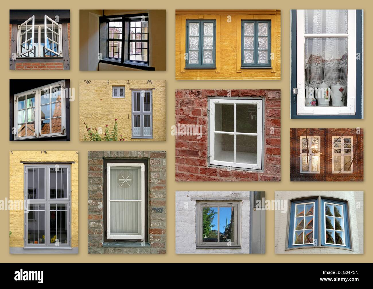 doppelfenster stockfotos doppelfenster bilder alamy. Black Bedroom Furniture Sets. Home Design Ideas