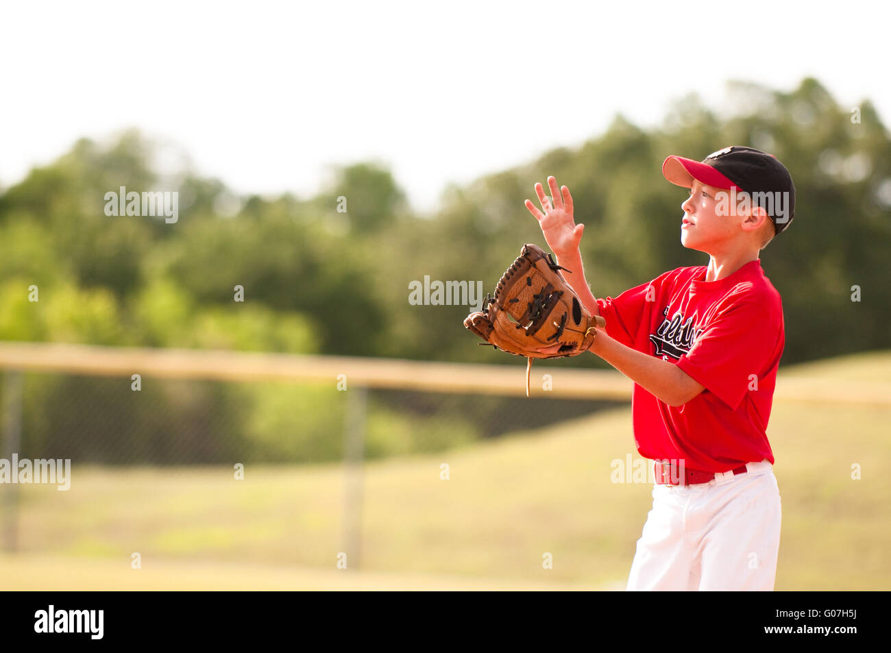 American Baseball Cap Stockfotos & American Baseball Cap Bilder ...