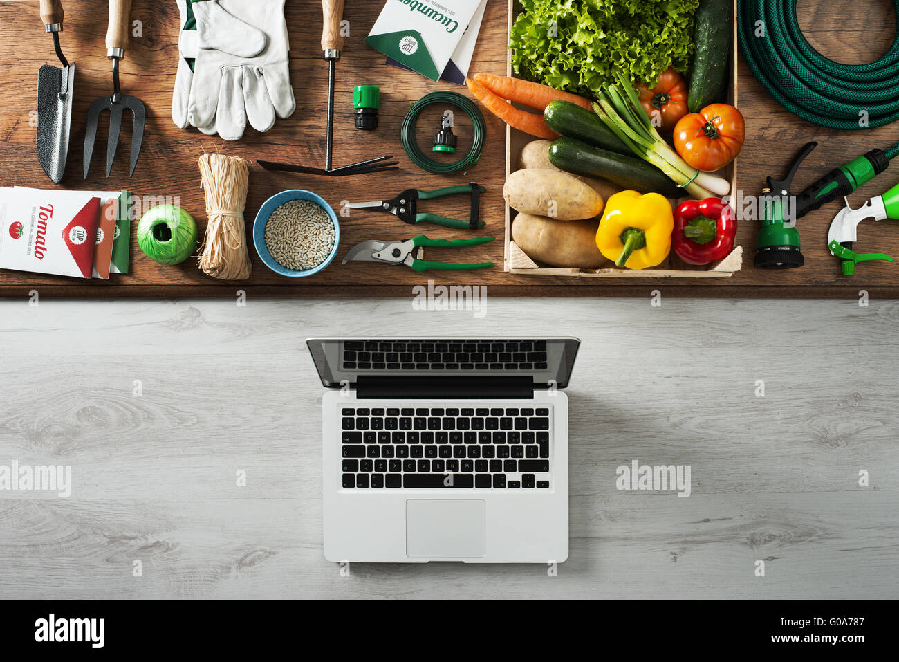 Farming tools stockfotos farming tools bilder alamy for Indischer holztisch