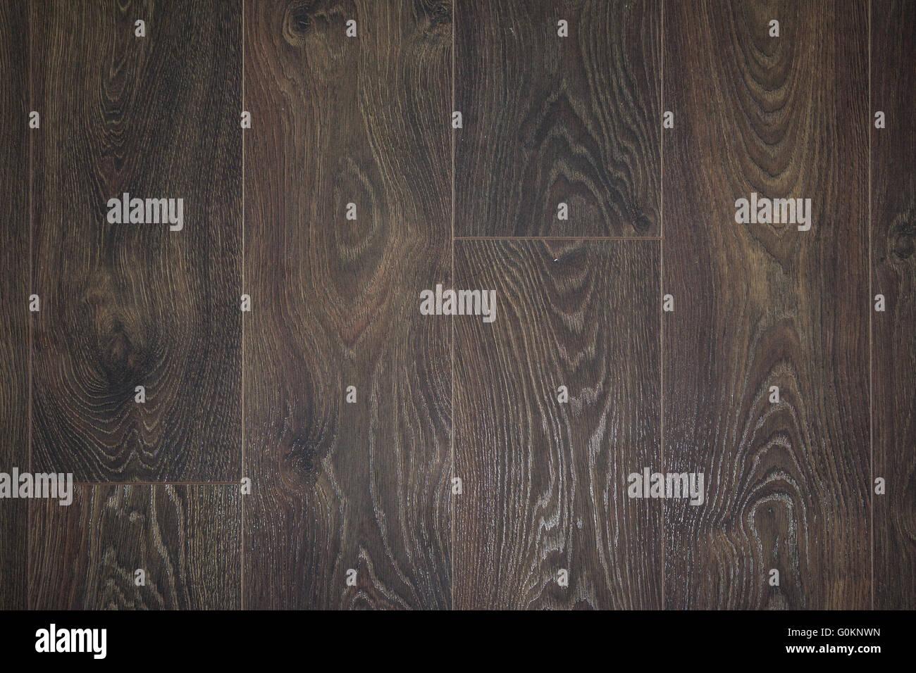 Holzboden Laminat   Bodenbelag Parkett Holz Stockbild
