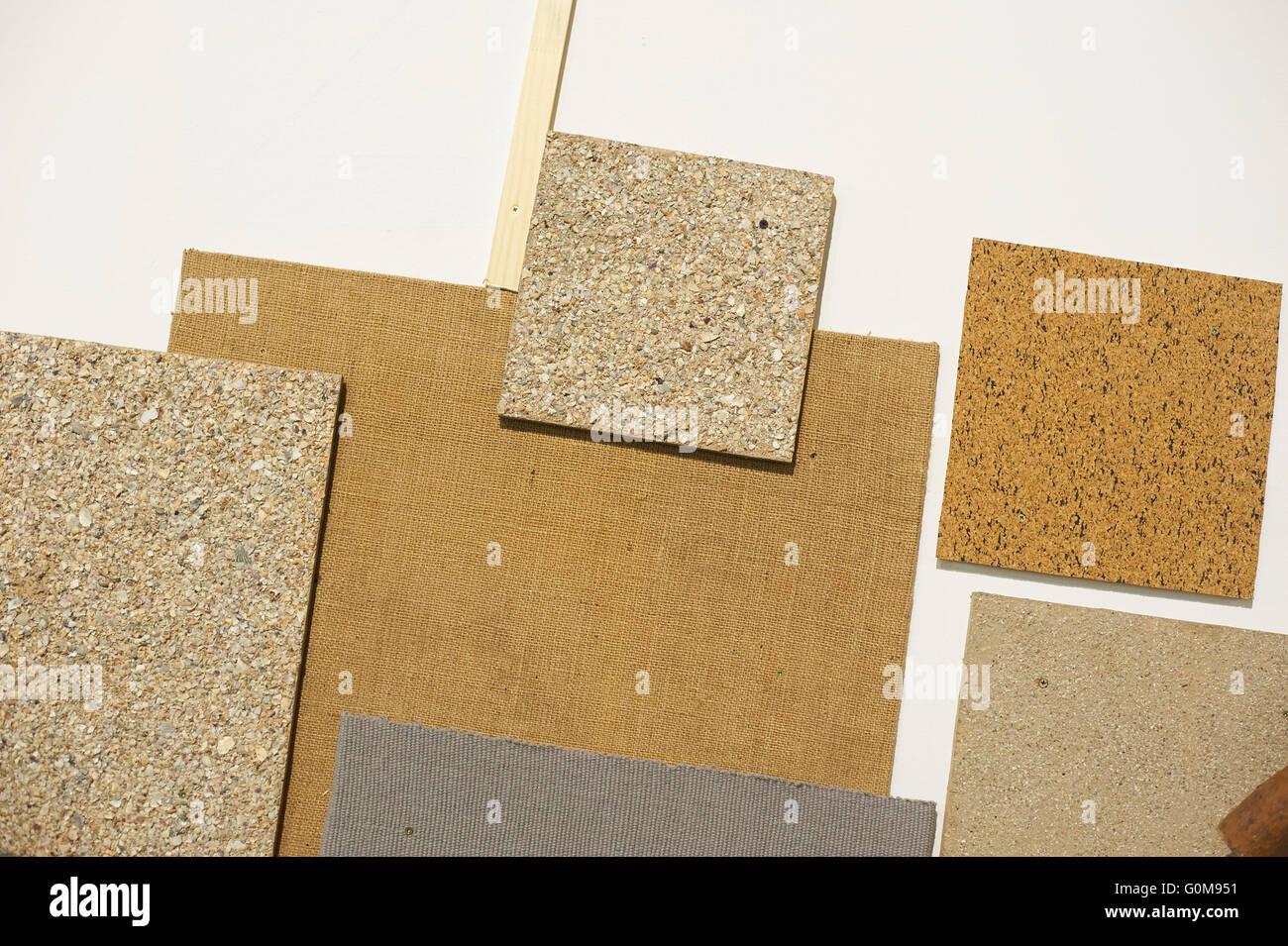 Dekorativer Hintergrund Holz Verschiedener Texturen Quadratisch