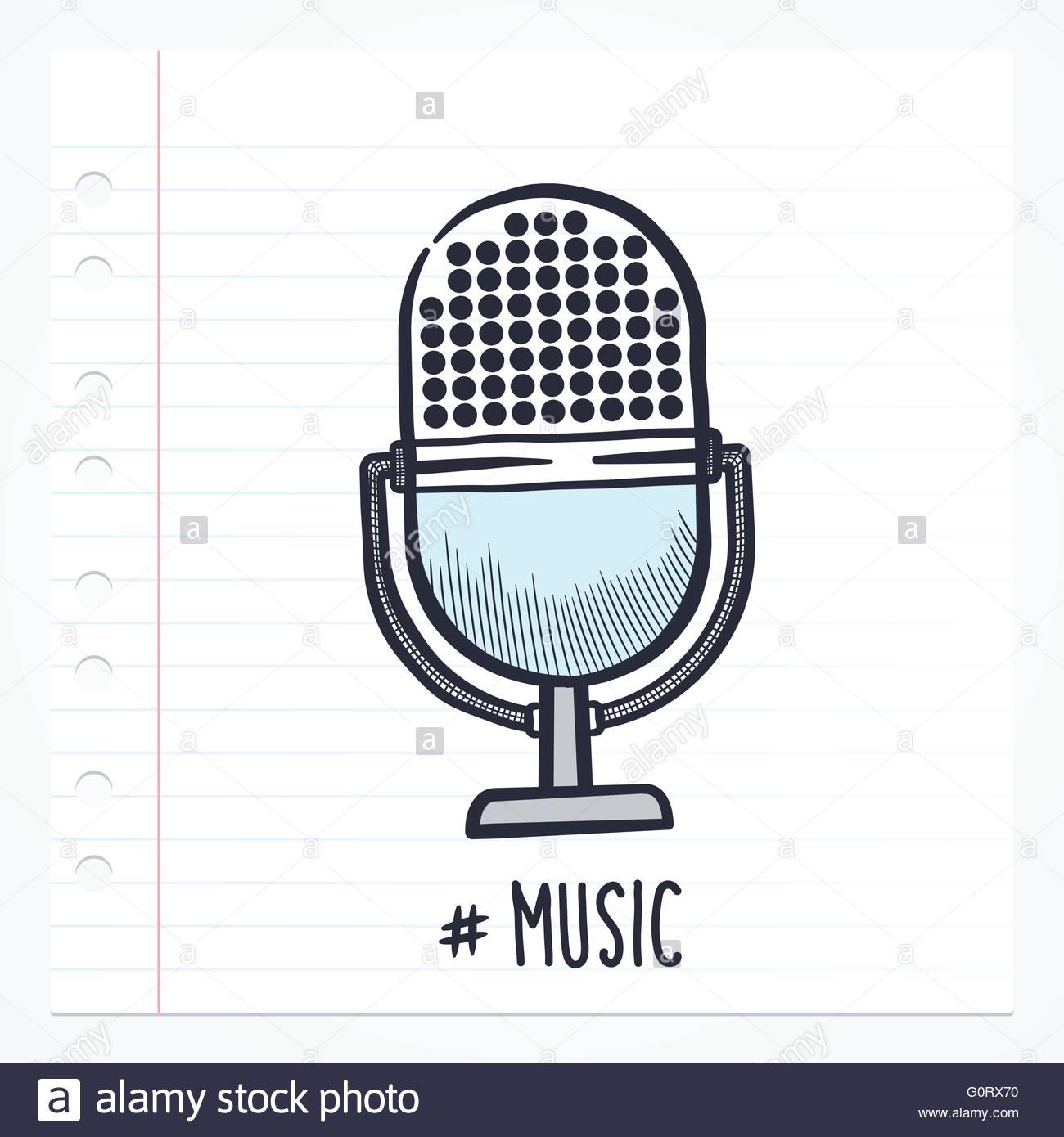Ziemlich Mikrofon Schematisches Symbol Bilder - Elektrische ...