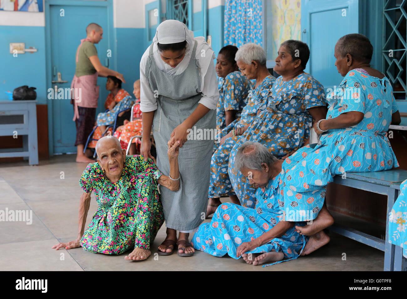 Ich liebe alte Damen