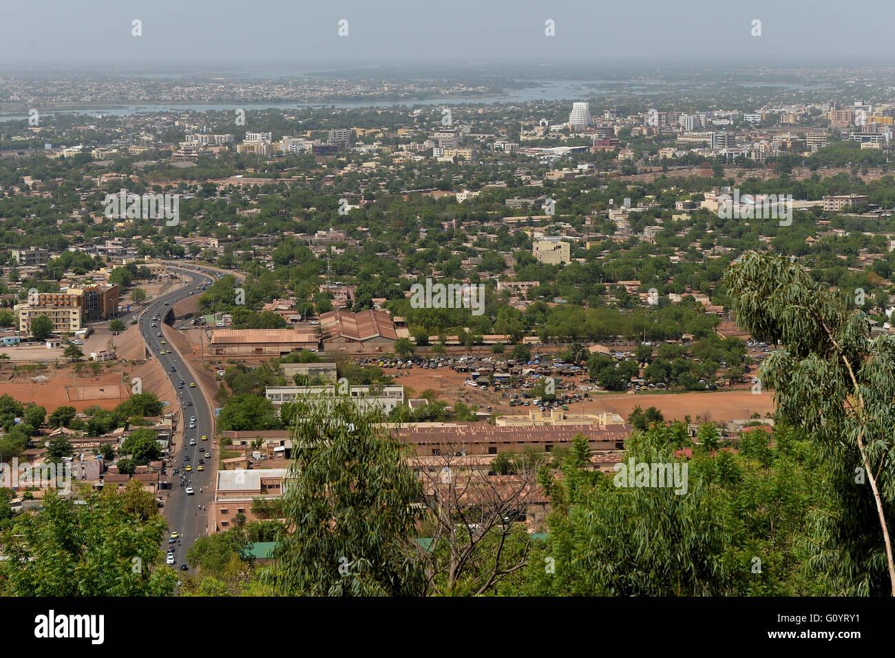 Bamako Stadt