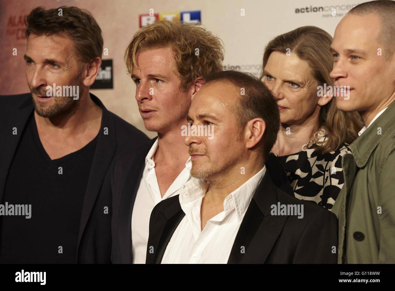 20 Jahrestag Der Deutschen Tv Serie Alarm Fuer Cobra 11 Featuring