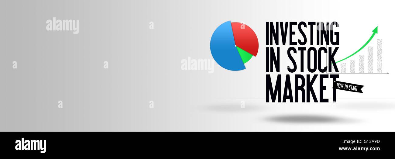 Stock Market Banner Stockfotos & Stock Market Banner Bilder - Alamy