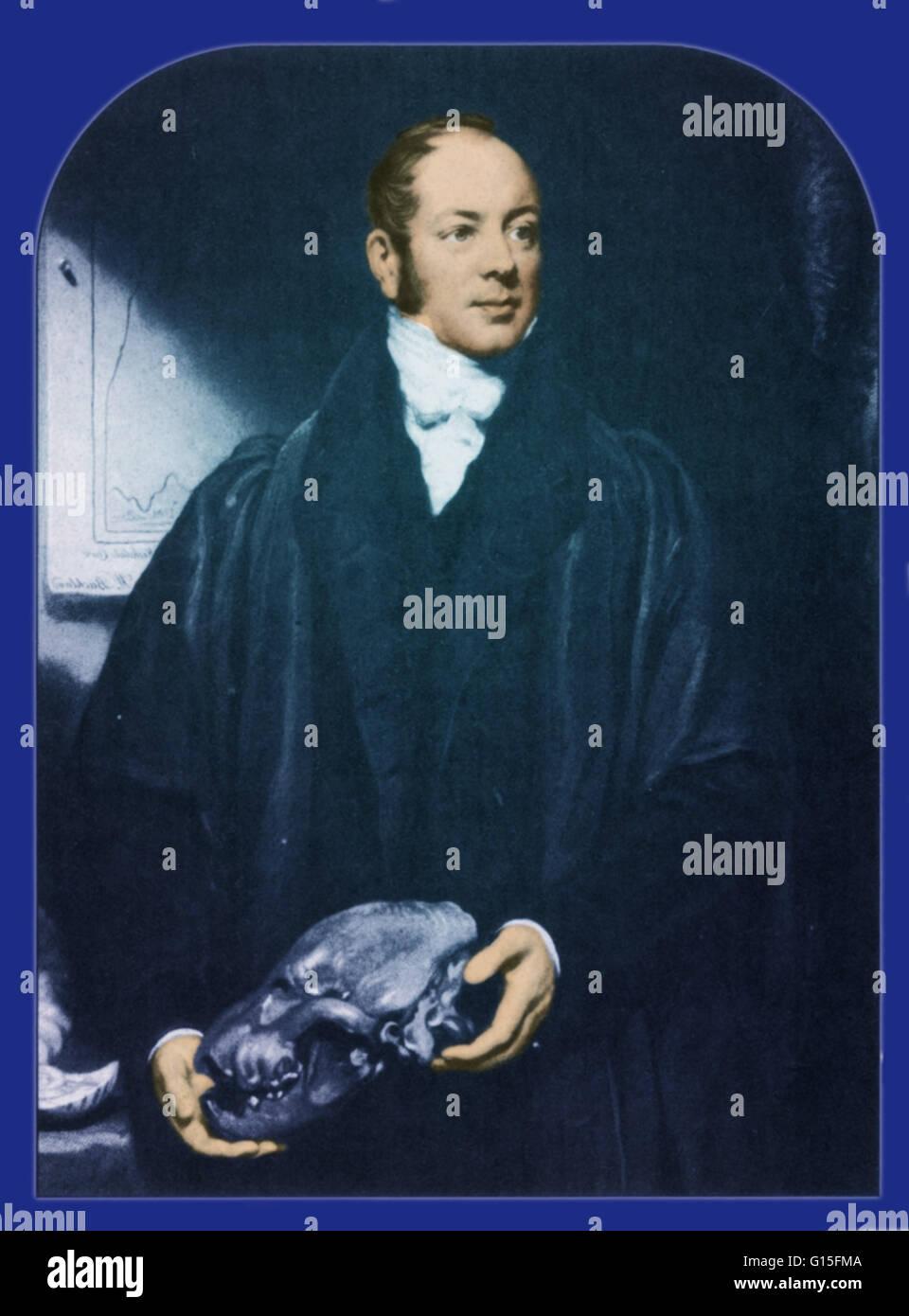 William Buckland 12 März 1784 14 August 1856 Der Englische