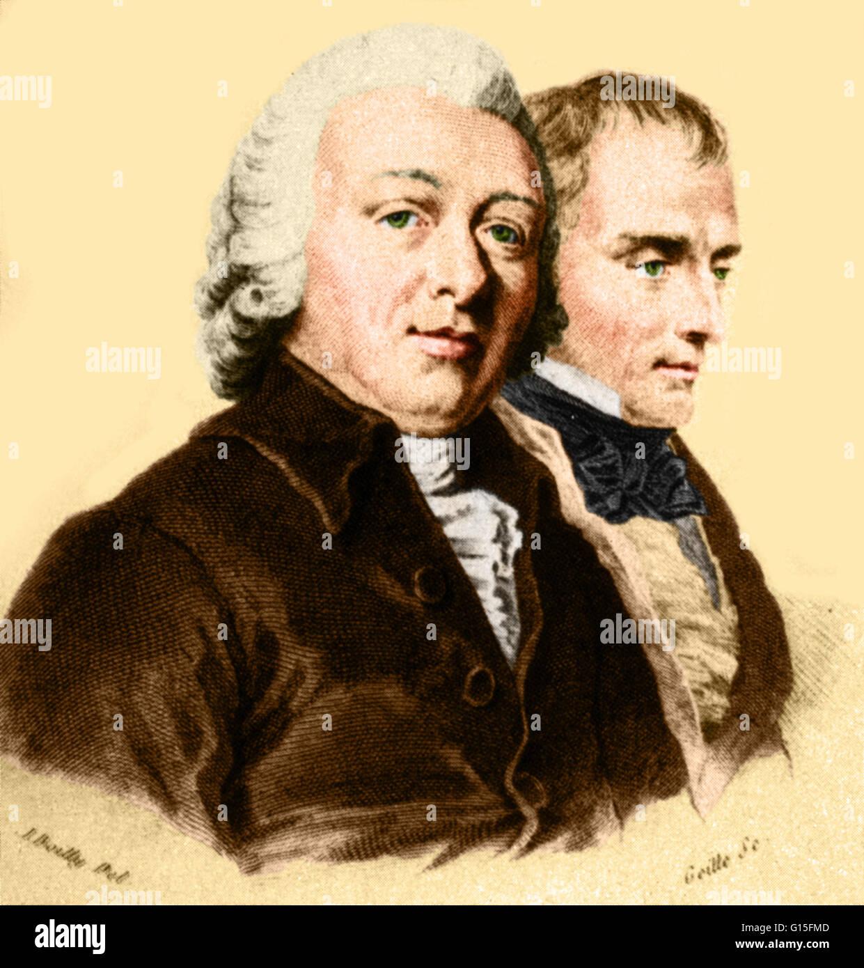 Pierre-Joseph Desault (1738-1795) war ein französischer Anatom und ...