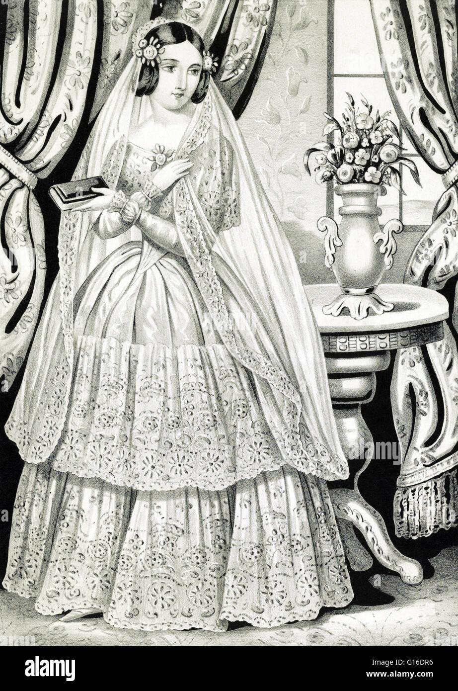 Ein Hochzeitskleid oder Brautkleid ist die Kleidung von Braut ...