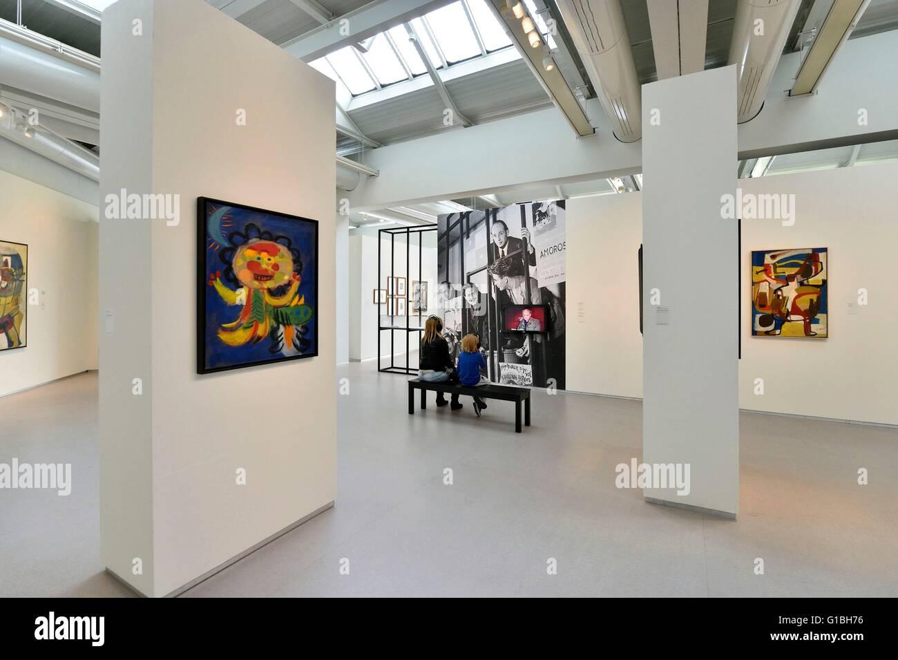 Niederlande nord holland amsterdam amstelveen cobra museum