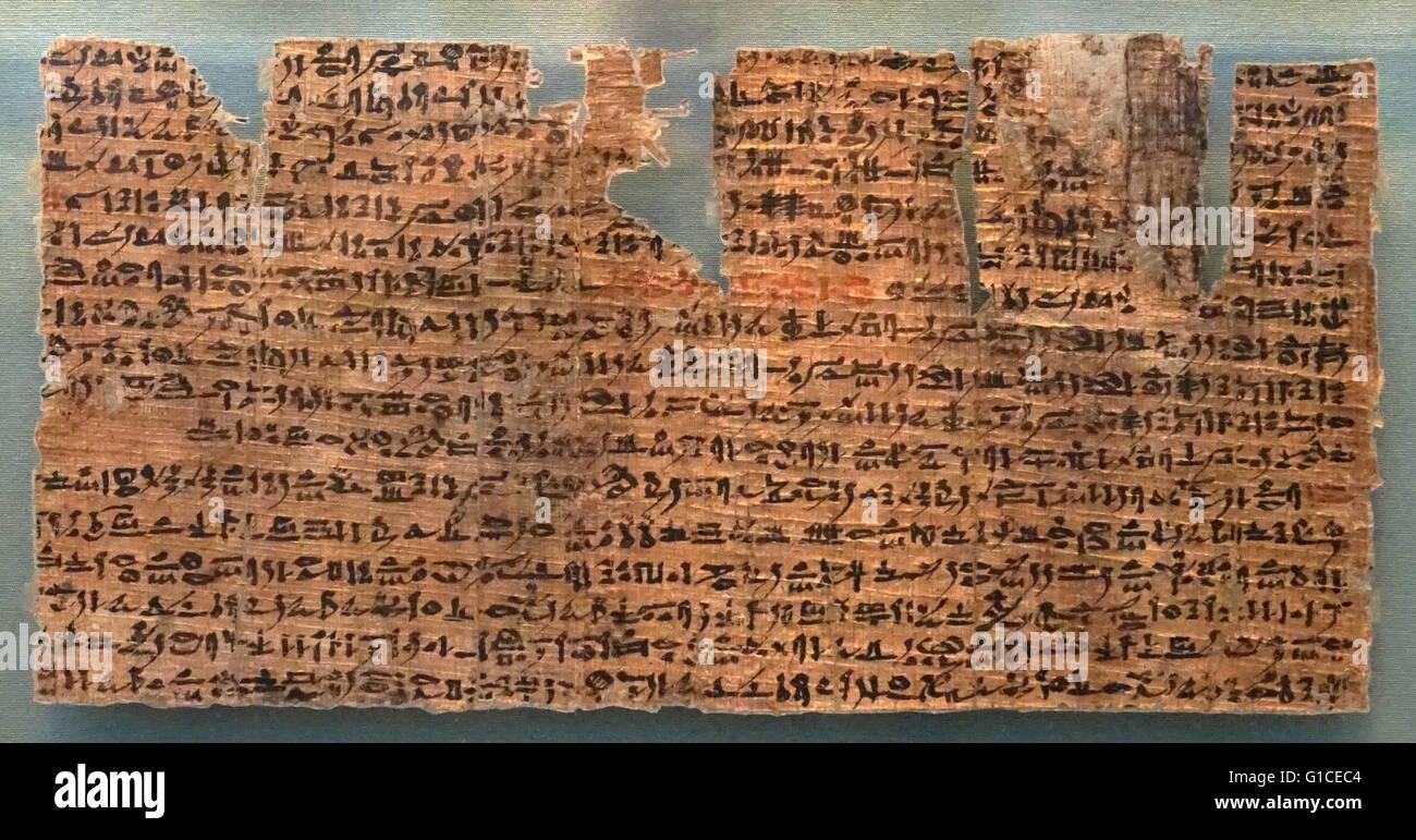 Papyrus datiert Datierung via linkedin