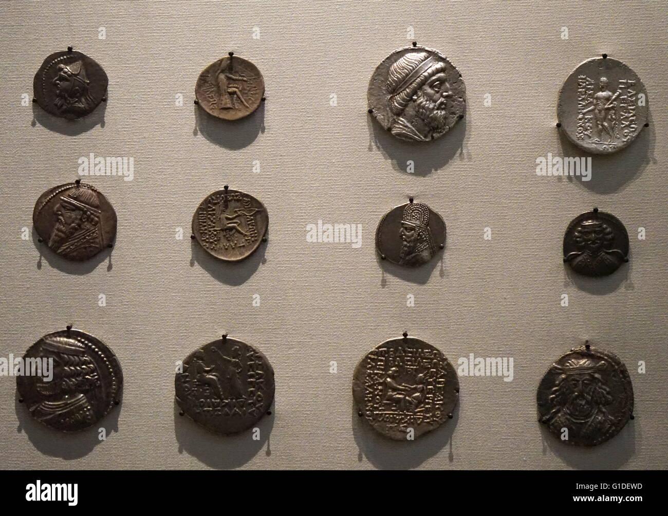Datieren iranischer Münzen