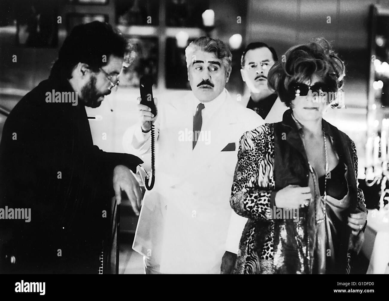 Rossini - Oder Die Mörderische Frage, Wer Mit Wem Schlief / Götz George / Mario Adorf / Burghart Klaußner Stockbild