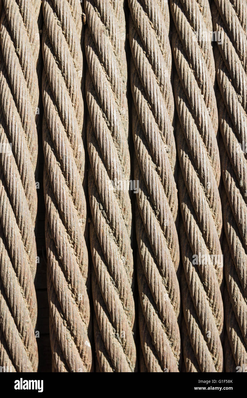 Coiled Cable Stockfotos & Coiled Cable Bilder - Alamy