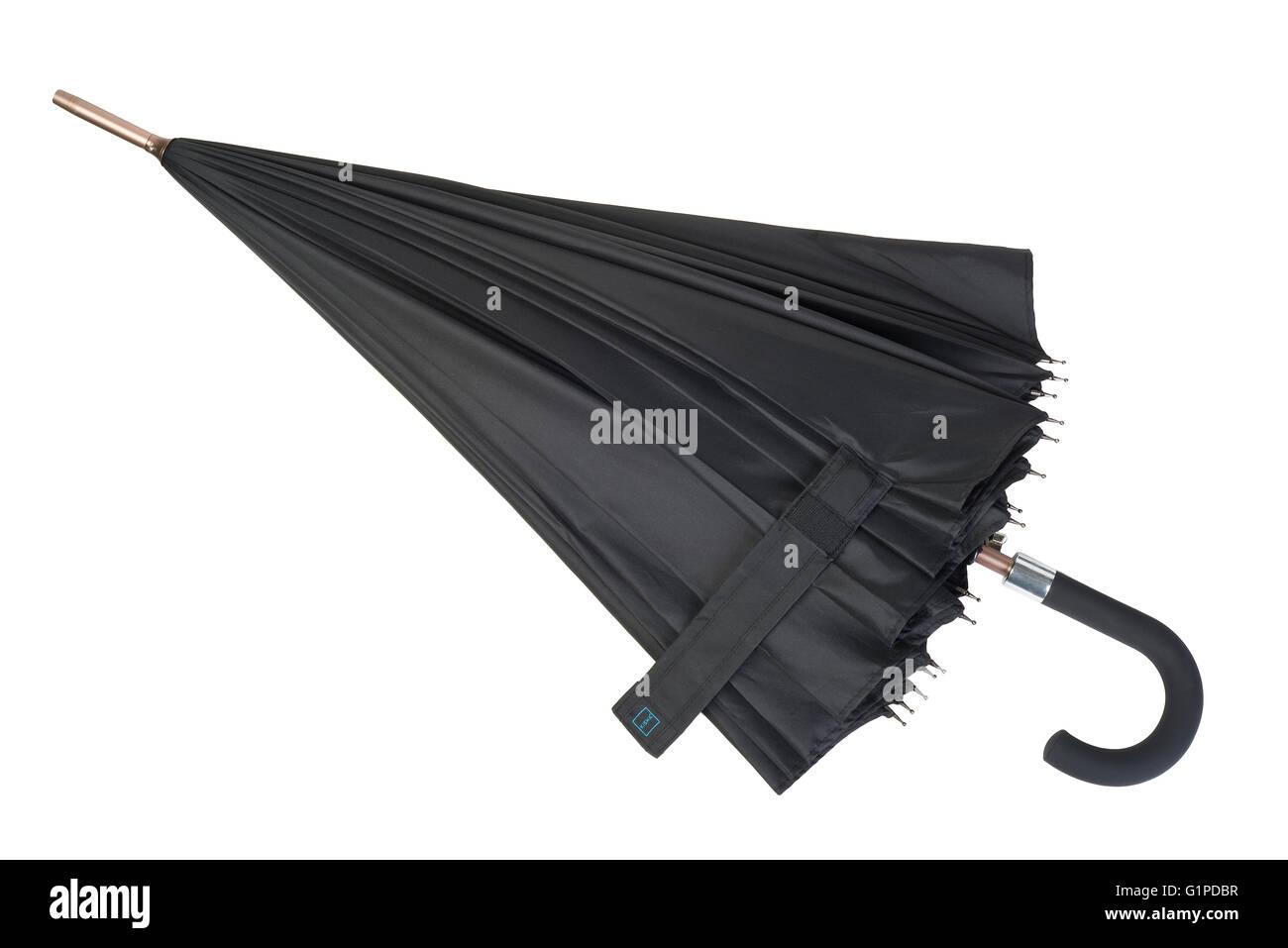 Bluetooth-Regenschirm. Nie mit Losse Ihren Regenschirm wieder über das Smartphone oder Tablet Ihre mobile app Stockbild