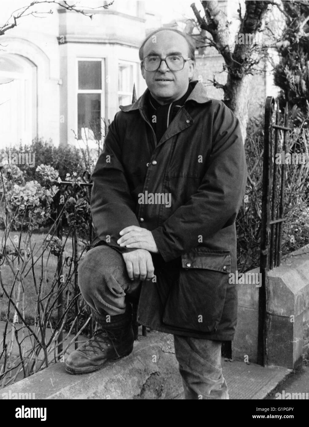 Nice JOHN SMITH, Arbeit M.P. (verstorben) Vor Seinem Haus In Edinburgh