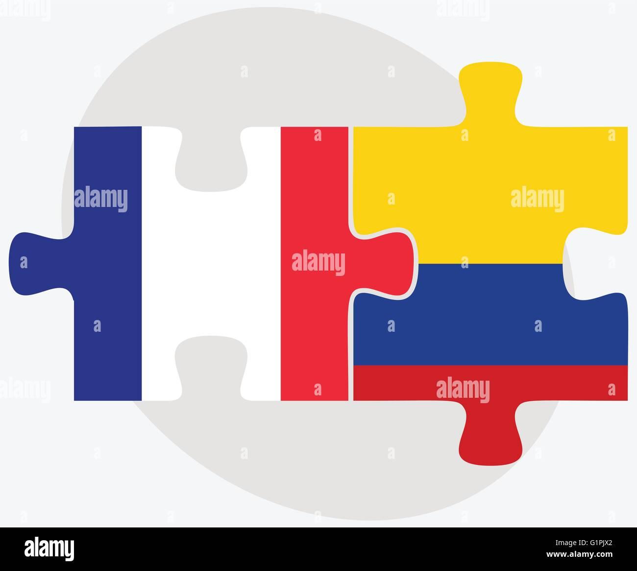 France Colombia Stockfotos & France Colombia Bilder - Alamy