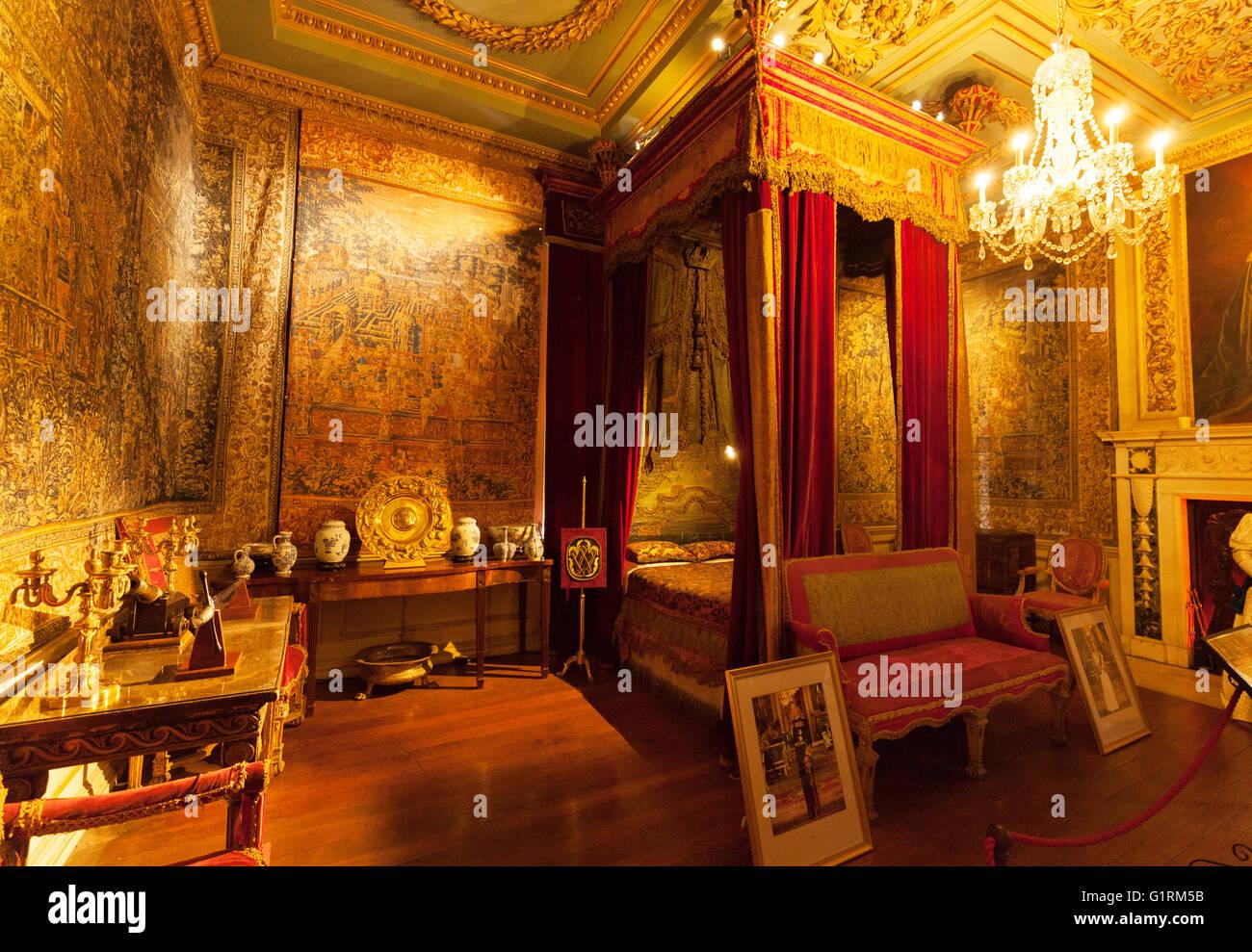 Queen Anne Room Stockfotos & Queen Anne Room Bilder - Alamy