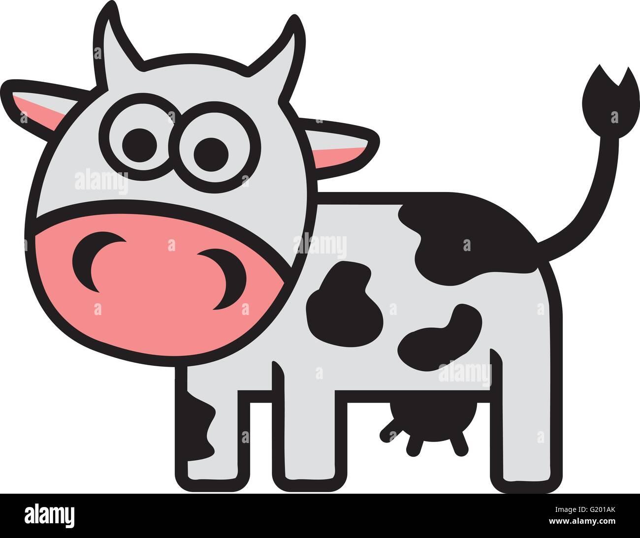 Bilder comic kuh lustige 35 Kuh