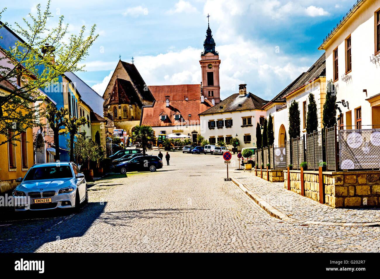 Rust neusiedlersee  Weinort Rust, Burgenland, Niederösterreich; Rost, Dorf bekannt für ...