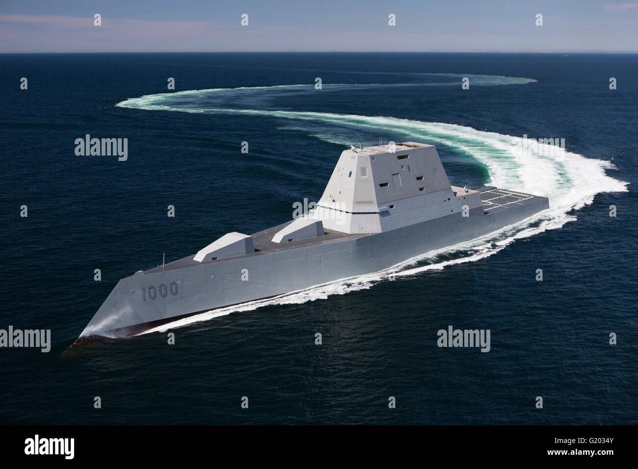 Stealth Schiff Stockfotos & Stealth Schiff Bilder - Alamy