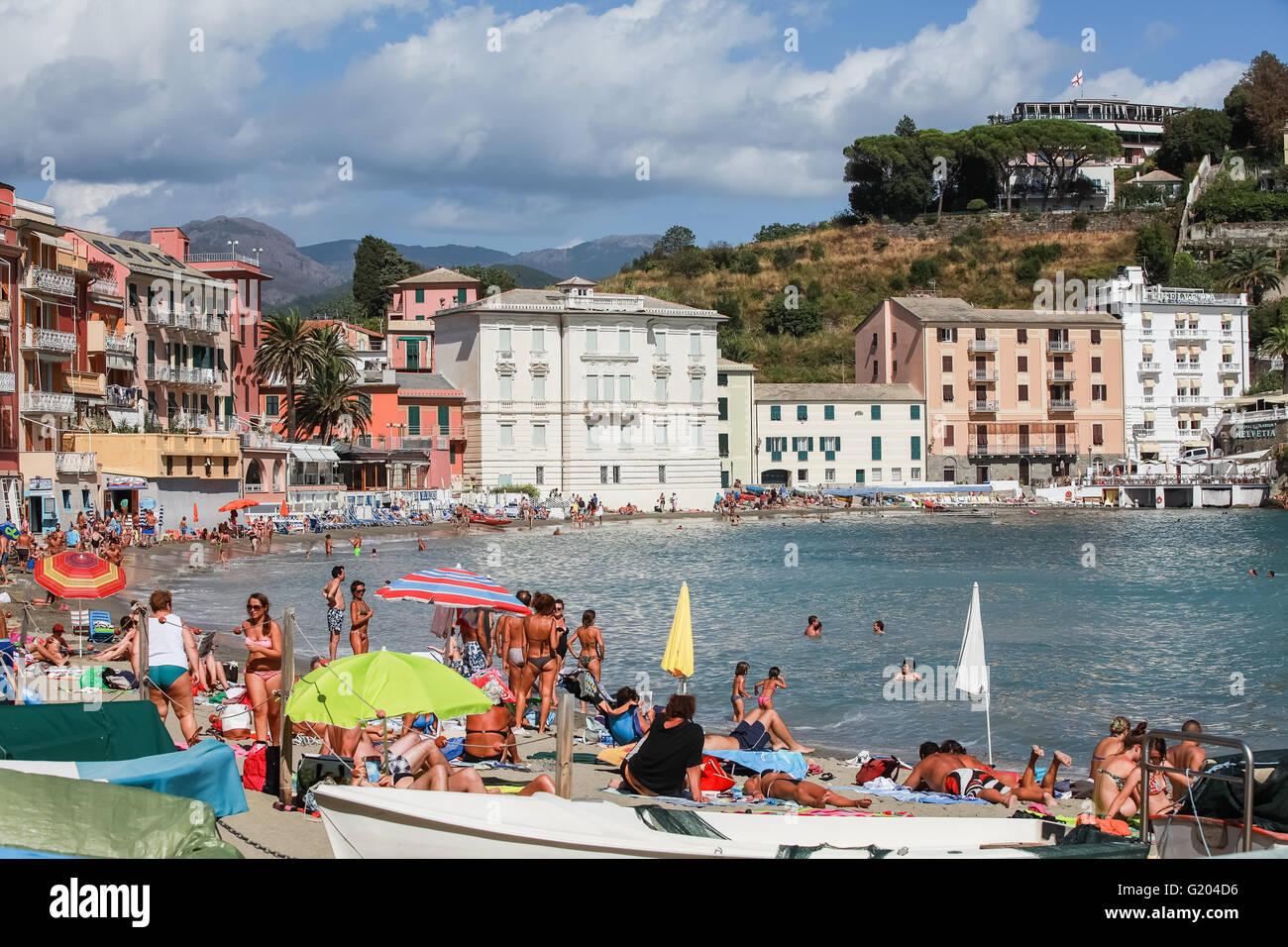 Riviera Di Levante Stockfotos & Riviera Di Levante Bilder - Alamy