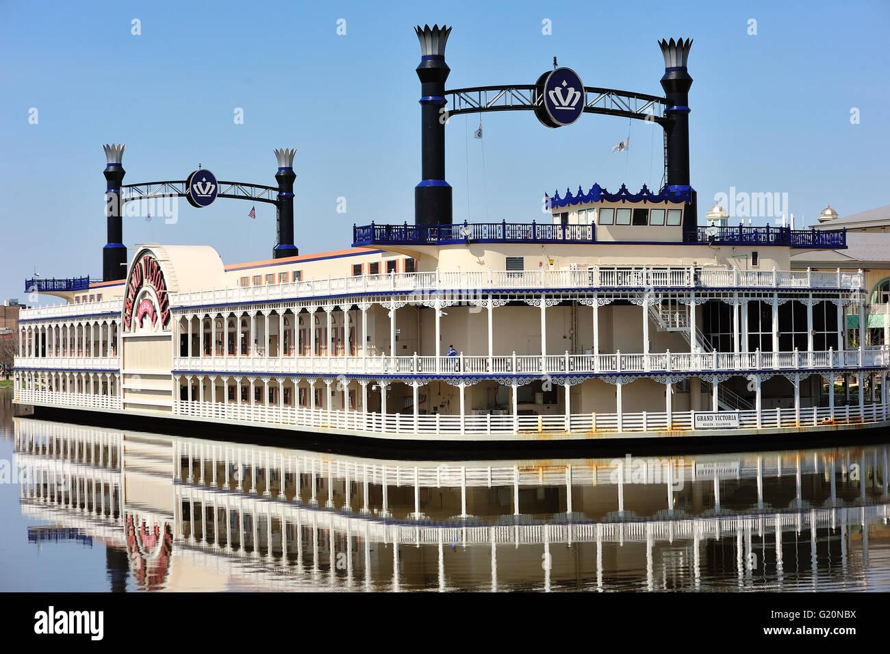 Riverboat casino elgin il list of all casinos in biloxi