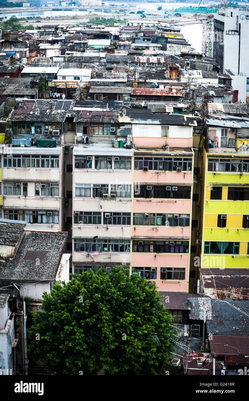 Real Hong Kong Stockfotos & Real Hong Kong Bilder - Alamy