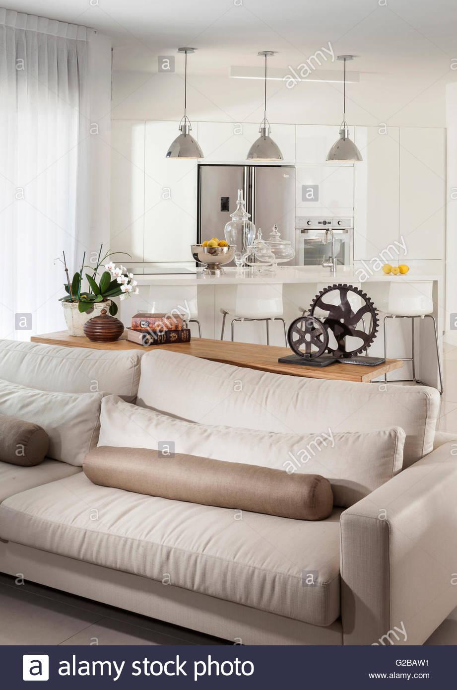 Wohnung für Reuveni home Styling & Design. Offenen Wohnraum und ...