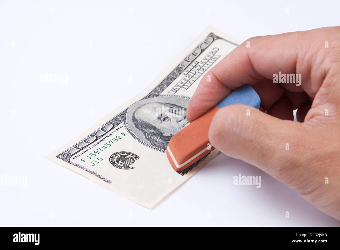 Red Eraser Stockfotos & Red Eraser Bilder - Alamy