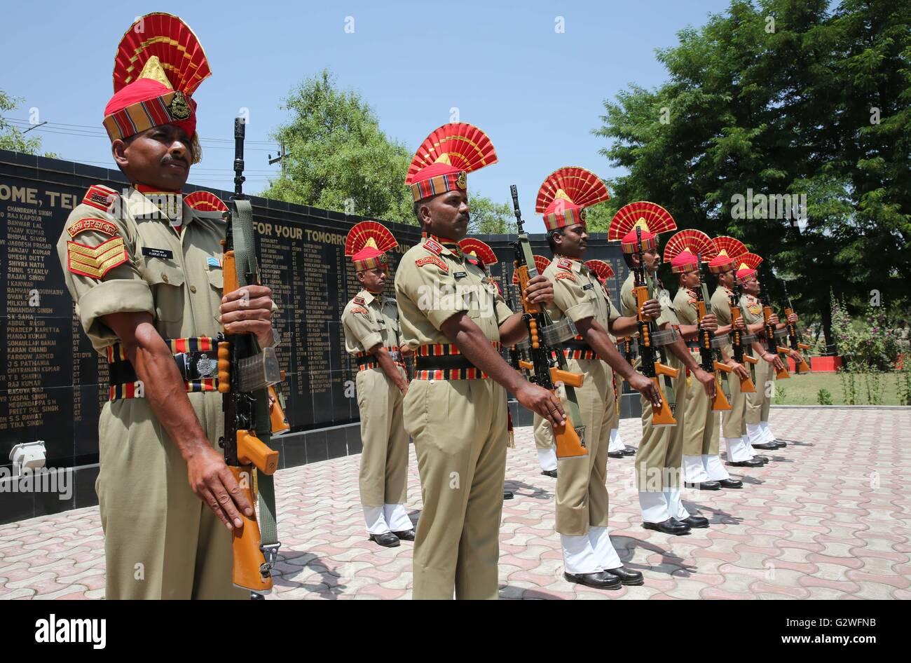Indien Sommer schwer