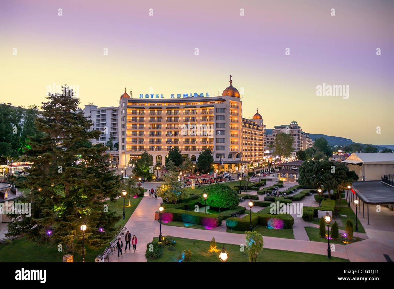 Bulgarien Goldstrand Hotel Sirius Beach