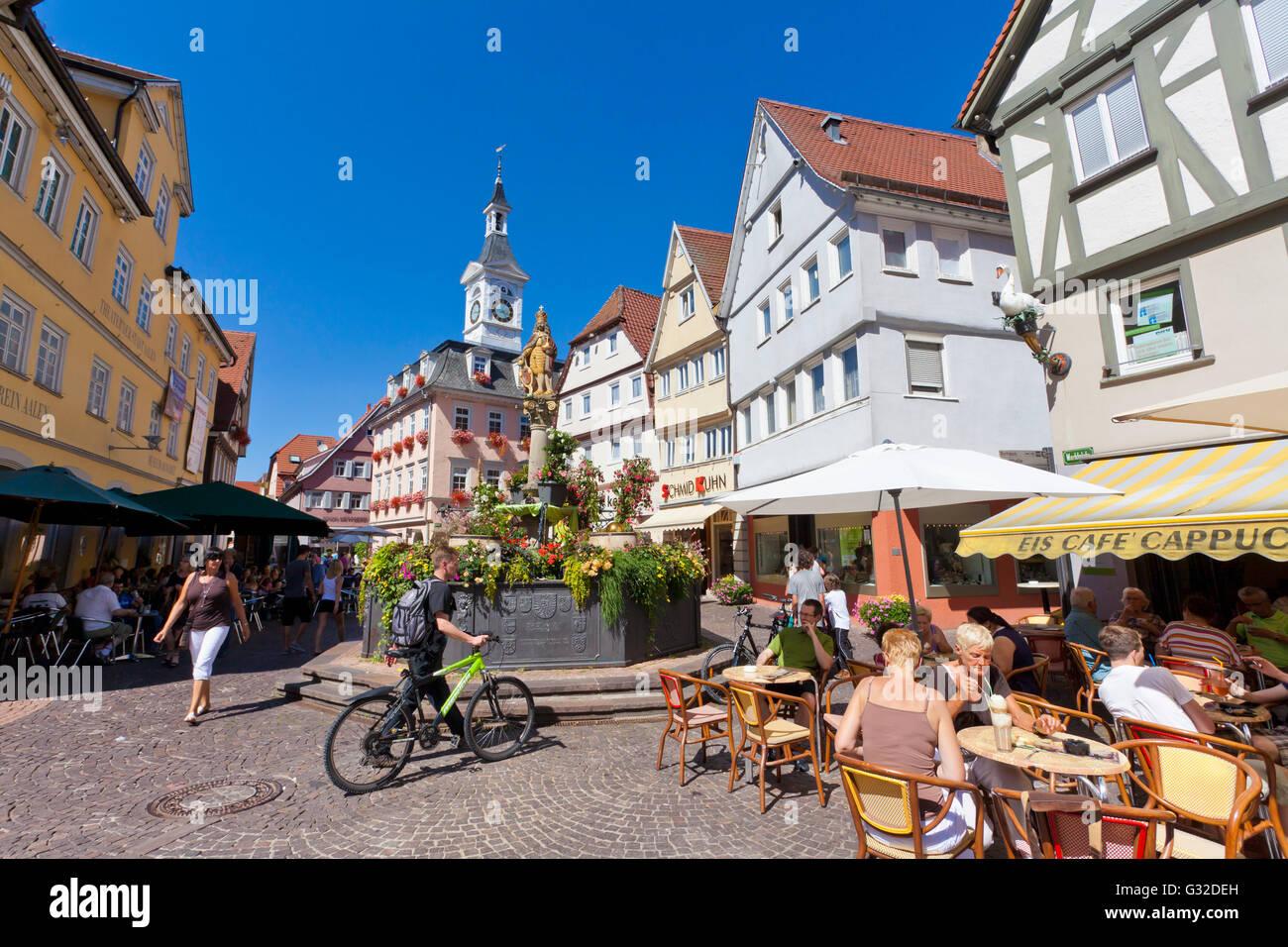 Stadt In Baden Würtenberg