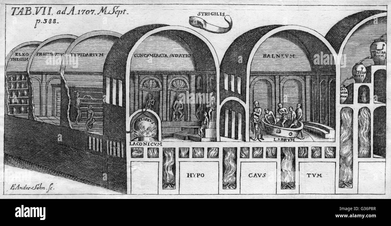ancient rome toilet stockfotos ancient rome toilet bilder alamy. Black Bedroom Furniture Sets. Home Design Ideas