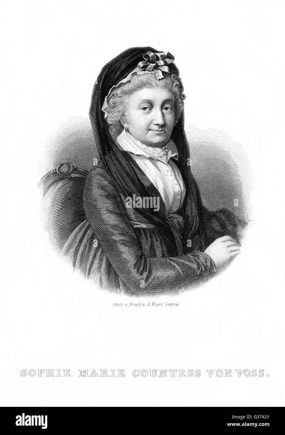 Sophie Von Stockfotos ...