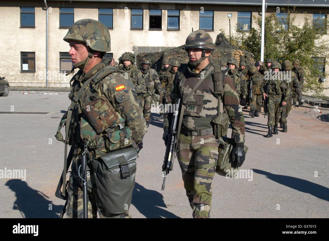 Spanische Armee