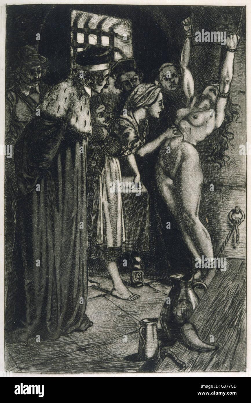 Bilder hexenfolter